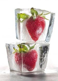 Great idea! Makes a pretty drink.