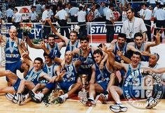 #OnThisDay in 1998 #Yugoslavia became the #Basketball #World #Champion for the fourth time