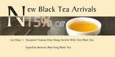 New black tea