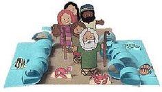 bonequinhos biblicos - Pesquisa Google