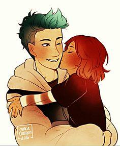 Lily Luna and Teddy ahhhhhhhhhh que fofura! Por merlin! Amei amei amei!