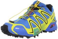 Salomon Men's Speedcross 3 Trail Running Shoe: http://www.amazon.com/Salomon-Mens-Speedcross-Trail-Running/dp/B004LB4VQS/?tag=greavidesto05-20