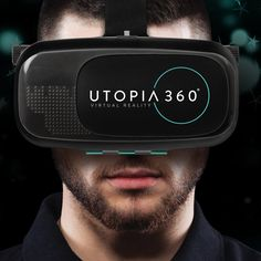 ReTrak Utopia 360° Virtual Reality Headset #360, #headset, #VR