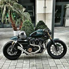 Harley Davidson Sporster Cafe Racer