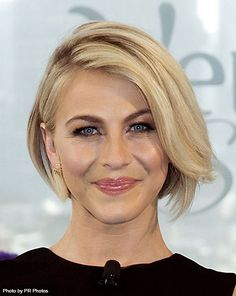 Short Bob Haircut Julianne Hough