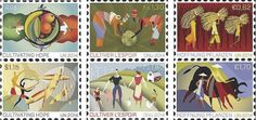 On 14 August, in light of the 2014 International Year of Family Farming, the United Nations Postal Administration (UNPA) issued six stamps to promote the theme of family farming.  The Cultivating Hope series of stamps captures the diversity of family farming activities, the wide-range of regions where this type of farming is practised and most importantly, the roles of the men and women at the centre of these activities.