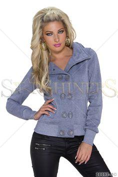 Warmish Situation Grey Jacket