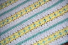 Daisies for Baby Pattern by Terry Kimbrough