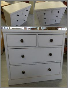Sold 2 over 2 Chest of drawers £95