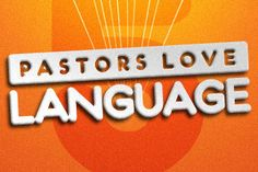 post in Sept/Oct. Pastor appreciation. Discover the 5 LOVE Languages of Pastors