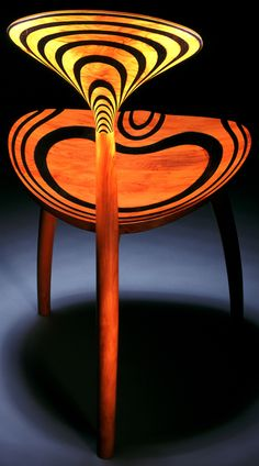 Trine Chair by John Makepeace. @designerwallace