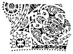 maori tattoos meaning Hawaiian Tattoo Meanings, Polynesian Tattoo Meanings, Polynesian Tattoo Designs, Maori Tattoo Designs, Maori Tattoo Arm, Tattoo Uk, Samoan Tattoo, Symbol Tattoos With Meaning, Symbolic Tattoos