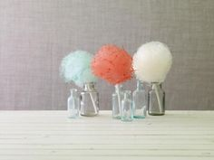 Not just for summers at the beach, this super-sweet candy floss recipe is easy to make at home without a candy floss machine. See how with our special recipe. Get the recipe: Candy floss Homemade Cotton Candy, Homemade Candies, Homemade Chocolates, Candy Recipes, Snack Recipes, Snacks, Dessert Recipes, Sugar Crystals, Candy Floss