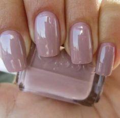 nails, essie, and nail polish image Gorgeous Nails, Love Nails, How To Do Nails, Pretty Nails, Fun Nails, Glam Nails, Glitter Nails, Fall Nail Colors, Nail Polish Colors