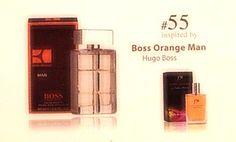 #55 inspired by Boss Orange Man  50 ml