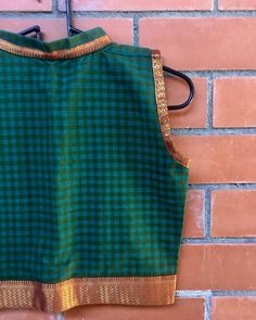 37 New ideas fashion kids casual clothes Kids Blouse Designs, Saree Blouse Designs, Blouse Styles, Kurti Styles, Sari Blouse, Trendy Fashion, Kids Fashion, Designer Blouse Patterns, Indian Designer Wear