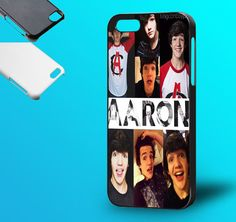 Aaron carpenter Collage Magcon Case for iPhone 4/4s 5/5s/5c 6 6 plus 6s 6s plus  #iPhone #case #cover #iPod #Samsung #galaxy #HTC #magcon #boys #fob #collage #carpenter #5sos #fob #acrtic #monkeys #potter #gift #plastic #o2l #gosling #dallas #sirens