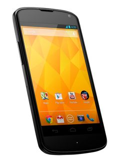LG's Google Nexus 4 is a powerful unlocked smartphone with a beautiful, minimalist design, fast performance, and the latest version of Android. [4 out of 5 stars, EC]