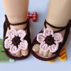 ca0ea3fb55db6 Flower Power Baby Sandals – the tutorial!!!
