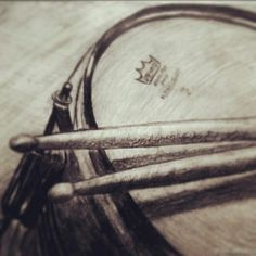 Stick & drums...
