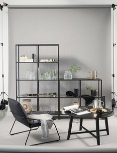 'VITTSJÖ' by IKEA | Six of the best... Scandinavian shelving systems | These Four Walls blog
