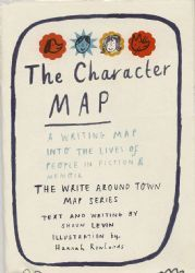 The Character Map - A Writing Map into the Lives of People in Fiction & Memoir // Would love to read this Talk About Love, Writing Exercises, Character Map, Book Projects, Unusual Gifts, Writing Prompts, Writing Resources, Postcard Size, Memoirs