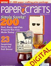 Paper Crafts September/October 2011 Digital Issue