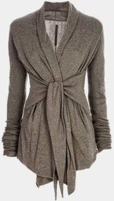 Wrap cardigan Pin Obsessed: Favorite Finds - This Silly Girl's Life fall outfit Vogue Fashion, Look Fashion, Fashion Outfits, Womens Fashion, Fall Fashion, 2000s Fashion, Petite Fashion, Fashion Details, Fashion Rings