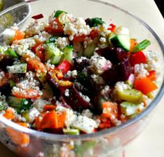1000+ images about Salad on Pinterest | Salads, Beets and Carrot Salad