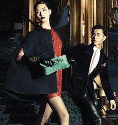 La Colección Otoño-Invierno 2013, de Shanghai Tang, renueva la moda asiática
