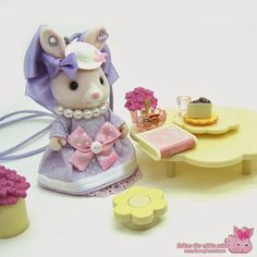 Bunny Kawai: Kawaii Sylvanians on www.bunnykawaii.com