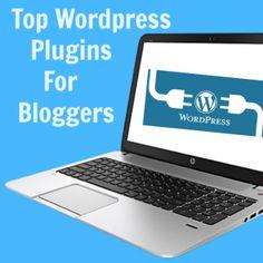 Top WordPress Plugins For Bloggers