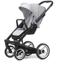 Rosenberry Rooms has everything imaginable for your child's room! Share the news and get $20 Off  your purchase! (*Minimum purchase required.) Igo Lite Stroller in Silver with Black Frame #rosenberryrooms