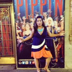 """Pippin in New York Broadway""  @norikastar"