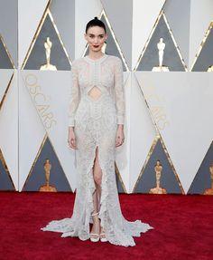 Oscars 2016 Rooney Mara en robe Givenchy