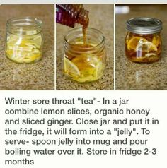 Sore throat natural remedy that works!