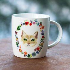 I'm So Fancy Cat Mug