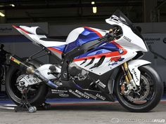 The vaunted s1000rr BMW!