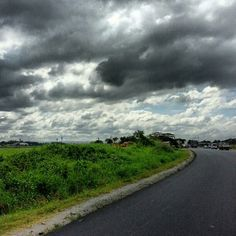 finished #cavite off to #laguna #イマソラ#空#雲#フィリピン#sky#clouds#philippines