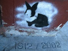 A rabbit's longevity... (Dialed-in!) Tags: city urban white stencils black rabbit bunny slr animal animals oregon canon portland graffiti stencil hare paint northwest or spray powershot inner pdx dod northeast dob g9 dialedin
