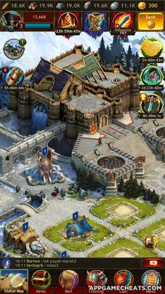 Vikings: War of Clans Cheats & Hack for Gold - Newest Working Hack Available…