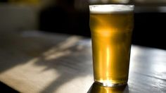 We knew there was a reason we felt terrible that one day we didn't drink beer last week.