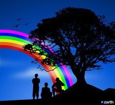 """Rainbow"" from muslih zarth's photostream via Flickr"
