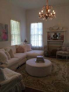 Living Room by Kathy Duvall