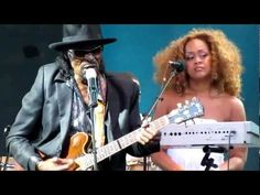 Chuck Brown, It Don't Mean A Thing, Prospect Park, Brooklyn, NY 7-30-11 -        RIP
