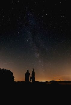 Photographer - all photos taken by me. Starry Night Sky, Night Skies, Cute Couples Goals, Couple Goals, Cute Couple Pictures, Couple Photos, Silhouette Photography, Summer Bucket Lists, Love Wallpaper
