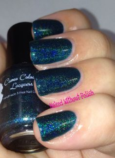 Cameo Colours Lacquers Unteal the End with flash @Cameo Colours Lacquers