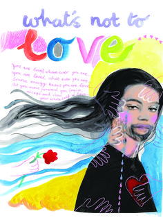 Self Love, Akal Pritam, Rockpool Publishing. Art Of Love, Rock Pools, Collage Art, Self Love, Disney Characters, Fictional Characters, Spirituality, Love You, Disney Princess