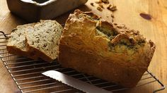 Enjoy this delicious banana bread made with gluten-free flour from Betty Crocker!