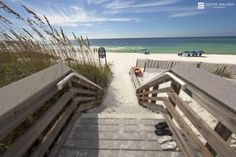 What a shot from Inlet Beach! We hope to see you on our sugar-white sand this weekend!